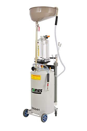Pneumatisch Altölsammelbehälter Ölauffanggerät Ölabsauggerät FR6041