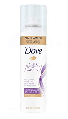 Dove Refresh + Care Dry Shampoo Volume & Fullness 5 oz (Pack...