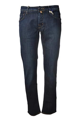 Jacob Cohen, Jeans mit 5 Taschen, Modell J622 Mediumwäsche. J62201851W25301-JeansCavallinoSurf-002MedioSunkle, Straight Leg, Blau 26