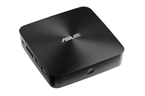 Asus Barebone VivoMini UN65-M025M Mini-PC (Intel Core i7-6500U, ohne Speicher, ohne HDD, kein Betriebssystem) Midnight Blue