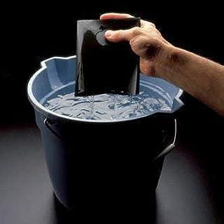 """Norton Black Ice Waterproof Sanding Paper Sheets, Grit P220B 9"""" X 11"""", Package of 50 (NTN-39389)"""
