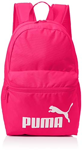PUMA Phase Backpack Mochilla, Unisex-Adult, Bright Rose, OSFA