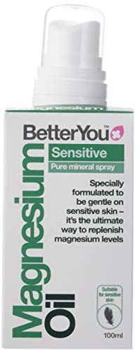 BetterYou Magnesium Oil Spray (Sensitive) - 100ml