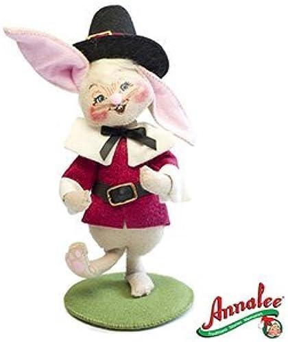 tienda de venta 6 Pilgrim Bunny by Annalee Annalee Annalee by Annalee Dolls  apresurado a ver