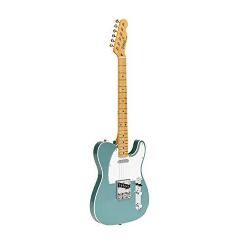 Tokai TTE106B OTM/M Guitarra Eléctrica Con Funda, Ocean Turquoise Metallic