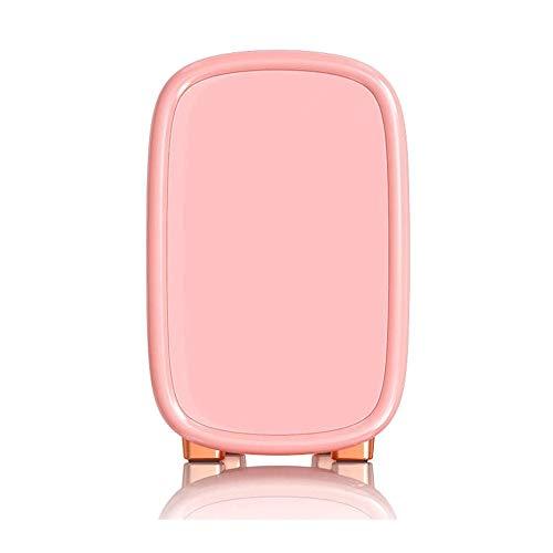 Z-Color Mini Nevera portátil/Cosmética Cuidado de la Piel Frigorífico, 5 Espacios de Almacenamiento, iluminación LED, Utilizado for Maquillaje y Cuidado de la Piel, también Puede ser Utilizado en lo