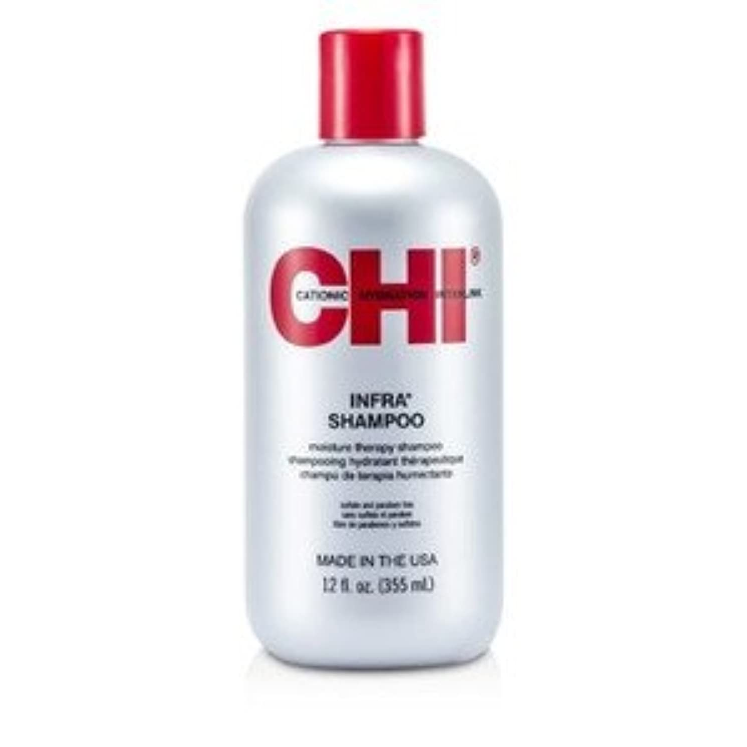物質引退した社説CHI Infra Moisture Therapy Shampoo 350ml/12oz [並行輸入品]