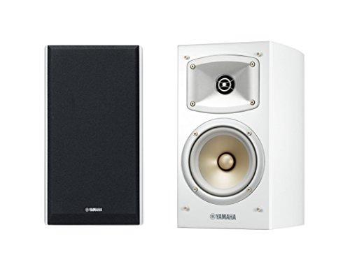 Yamaha NS-B330 40W Blanco Altavoz - Altavoces (De 2 vías, Alámbrico, 40 W, 55-45000 Hz, 6 Ω, Blanco)