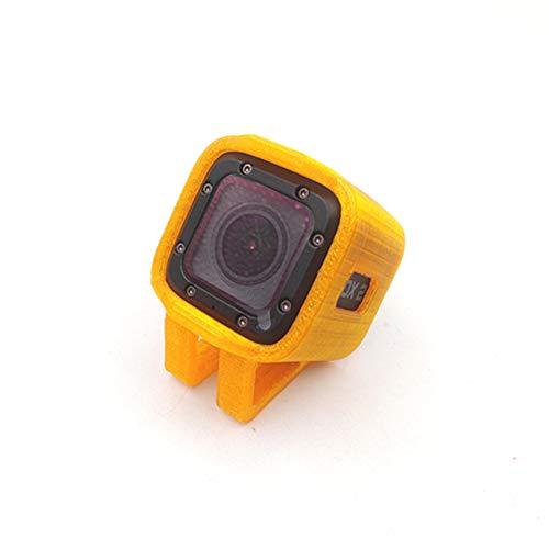VIDOO TPU 35 Grad Kamera Schutzhülle Mount Orange Für Foxeer Box 2 FPV Kamera