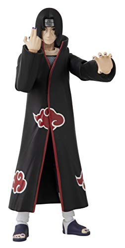 BANDAI 36904 Naruto Shippuden – Anime Heroes Figur 17 cm – Itachi Uchiwa – 36902