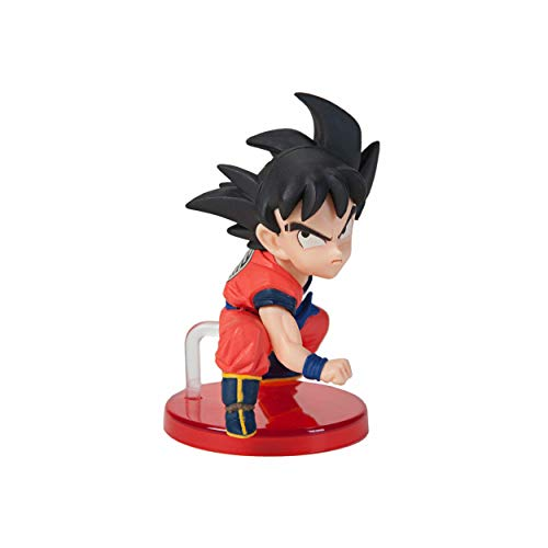 Dragon Ball Z Battle of Saiyans Vol. 1 Goku WCF PVC Figura (Varios)