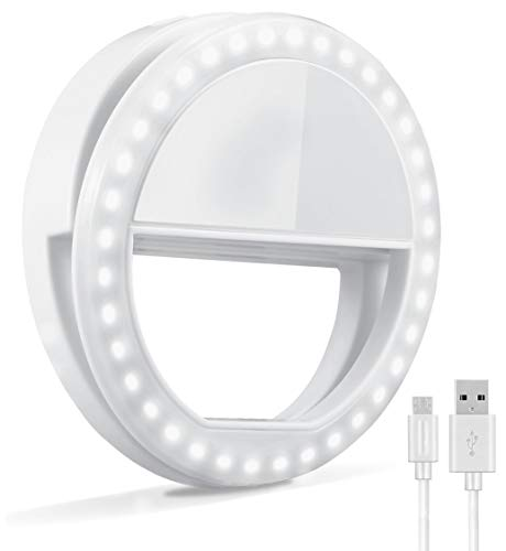 Selfie Ring Light, Oternal Selfie L…