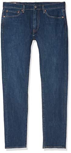 Levi's Herren 510 FIT Skinny Jeans, Bonita City 4-Waxy 1023, 33W / 34L