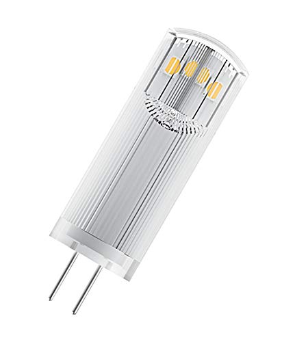 Osram Parathom LED PIN 12V / Lámpara LED: G4, 1,80 W, 20 W Reemplazo por, Claro, Warm White, 2700 K, 1-Pack
