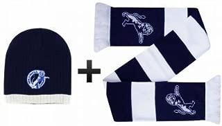 Millwall FC Winter Warmers Hat & Scarf Set