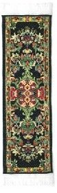Oriental Carpet Bookmarks Ifsahan - Authentic Woven Carpet - RUG BOOKMARKS - Beautiful, Elegant, Woven Cloth Bookmarks! Best Gifts for Men Women Adults Teens Teachers & Librarians!
