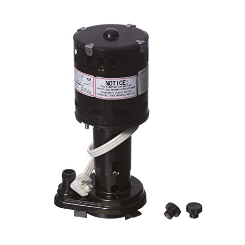 NEW Primeco 9161076-02, 9161079-03 Water Pump 230v Compatible with Ice-O-Matic Ice Machines made by OEM Parts Manufacturer - 2 YEAR WARRANTY