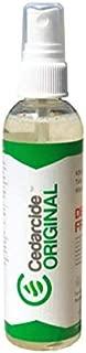 Cedarcide Original (4oz) Cedar Oil Biting Insect Spray Kills and Repels Fleas, Ticks, Ants, Mites and Mosquitoes Indoor Cedar Oil Formula