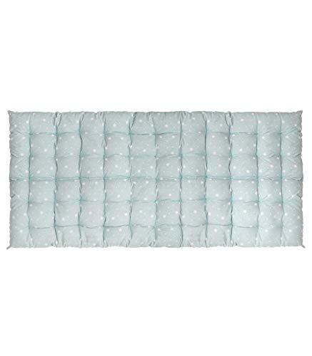 Suelo del colchón 60 x 120 Water Green D