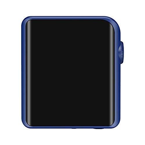 Shanling M0 Reproductor de Audio Digital y DAC, portátil, sin pérdidas, Color Negro Azul