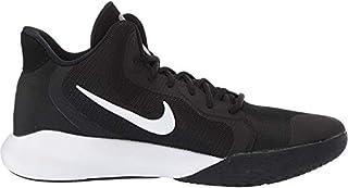 Nike Precision III, Zapatos de Baloncesto Unisex Adulto, Negro (Black/White 002), 46 EU (B07HDRYT2V) | Amazon price tracker / tracking, Amazon price history charts, Amazon price watches, Amazon price drop alerts