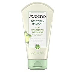 Aveeno Positively Radiant Skin Brightening Scrub
