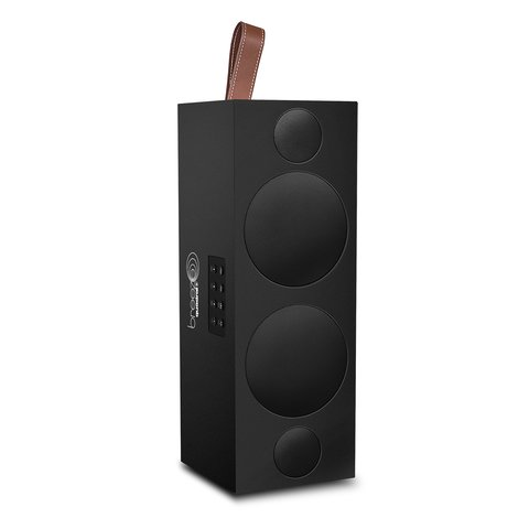 Quadral Multiroom Lautsprecher Breeze Two schwarz
