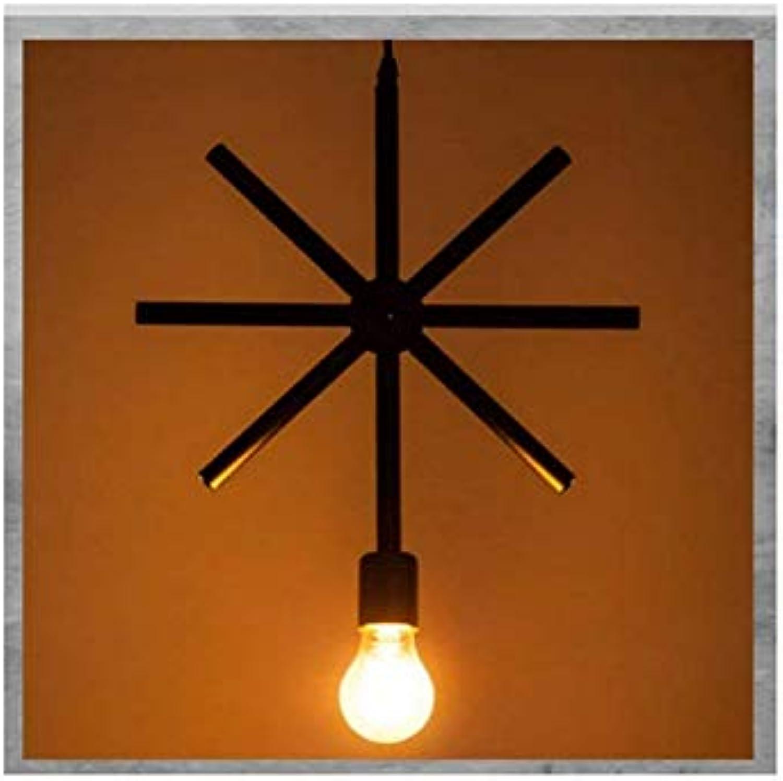 Led Unterbauleuchte Lichtleiste Deckenlampebar Kronleuchter Kreative Persnlichkeit Nordic Einfache Eisen Retro Loft Bekleidungsgeschft Bar Korridor Gang Geometrische Lichter (Form  E)