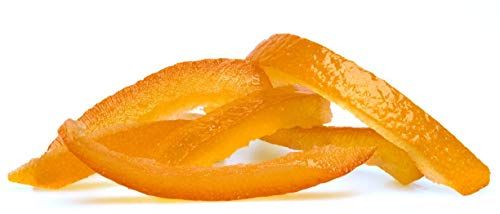 Fresh Sicilian Candied Orange Peel - Frank and Sal Bakery.. 1 Pound