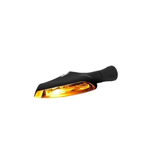 10007094 KOSO Universal Motorrad LED Blinker Infinity-R Rueck- und Bremslicht E-geprüft Paar