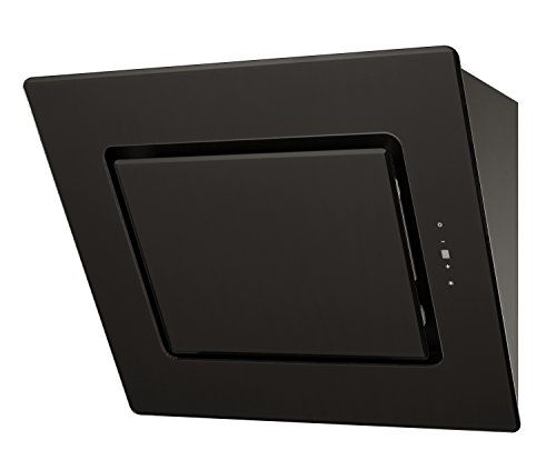 MILLAR KH600V-AG - Campana extractora de cocina (60 cm), color negro