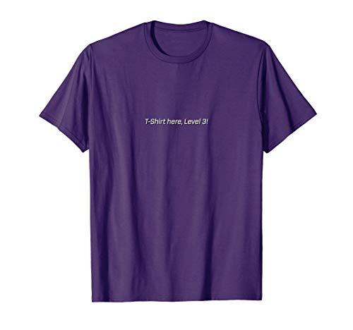 Level 3 T-Shirt