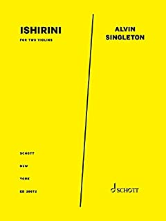 Ishirini: Two Violins Two Performance Scores