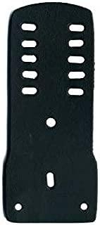 DeSantis U32BZ05Z0 Citation Holder (Five Bar) Gun Belts, Black