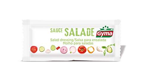 Gyma - 200 dosettes de sauce salade (200 x 10 ml)