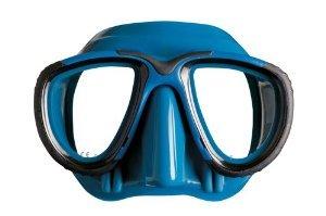 Mares Tana - Gafas de Buceo Unisex, Color Azul/Negro, Talla Adulto