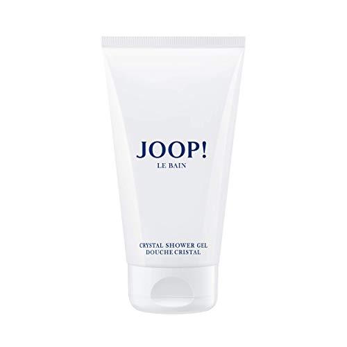 JOOP! Le Bain Shower Gel for her, Crystal Duschgel mit blumig-fruchtigem Damenduft, reinigt, pflegt und beruhigt, 150 ml