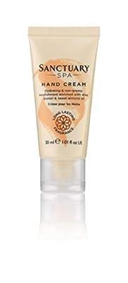 Sanctuary Spa Moisturising Hand Cream, 30 ml by PZ CUSSONS BEAUTY