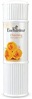 Enchanteur Perfumed Charming Talc 125 gm With Free Ayur Sunscreen 50 ml