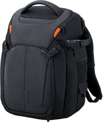 GOD BOY DSLR System Backpack with Laptop Storage, (Black)