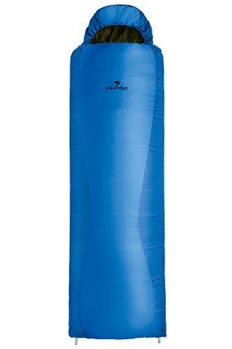 Ferrino Lightec 900 SQ DX Sac de Couchage synthétique, Bleu