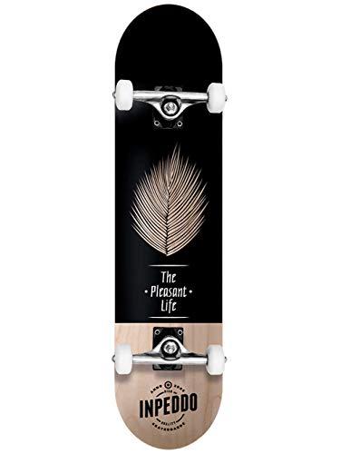 Inpeddo Skateboard Complete Deck Premium Pleasant Life 8.0