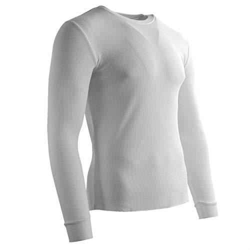 Rich Cotton Thermal 180 (White, XL)