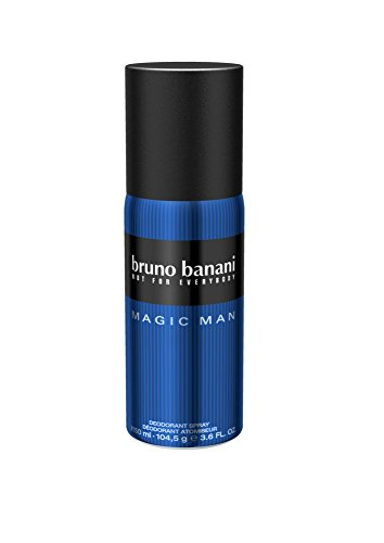 bruno banani Herren Magic Man Deodorant Spray 150ml