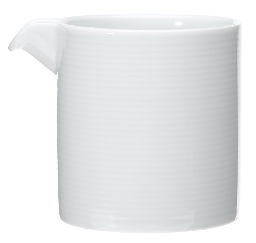 Thomas Geschirr Loft by Rosenthal Milchkännchen 6 P, Porcelain, cm