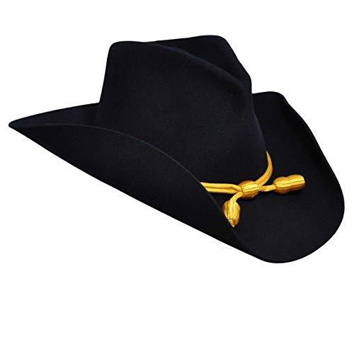 Bailey Men's Western Cavalry II Hat, Navy, 7 1/4