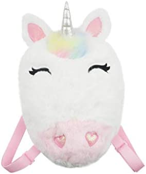 YoungFine Unicorn Novelty Cute Plush Animal Backpacks