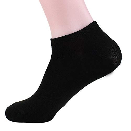 Alaso 1 paires de socquettes! - chaussettes sport courtes ,l'utilisation quotidienne Chaussette Hommes et Femmes socquettes Invisibles Courtes Sneaker Socquettes