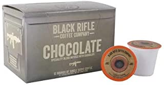 Black Rifle Coffee 12 K Cups (Chocolate)