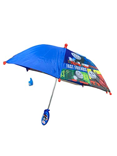 Buy Ruz Thomas and Friends 3D Handle Umbrella for Kids Age 3-7